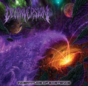 Deconversion ‎– Incertitude Of Existence CD