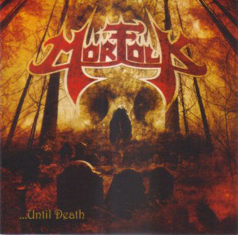 Morfolk ‎– ... Until Death CD