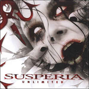 Susperia - Unlimited  CD