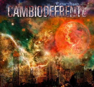 Cambio De Frente ‎– Cataclismo DIGIPACK CD