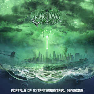 EXTINCTIONIST | Portals of Extraterrestrial Invasions CD