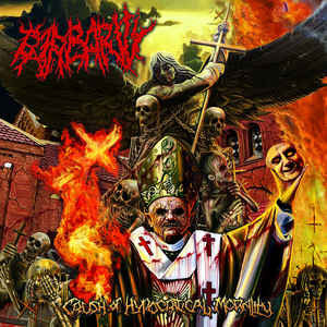 BARBARITY | Crush Of Hypocritical Morality CD