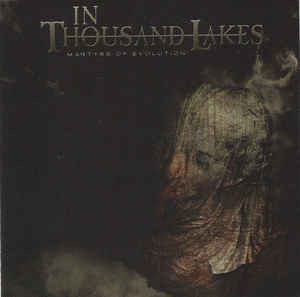 IN THOUSAND LAKES | Martyrs of Evolution  EP CD