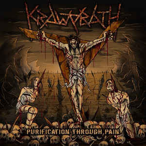 Kraworath ‎– Purification Through Pain CD