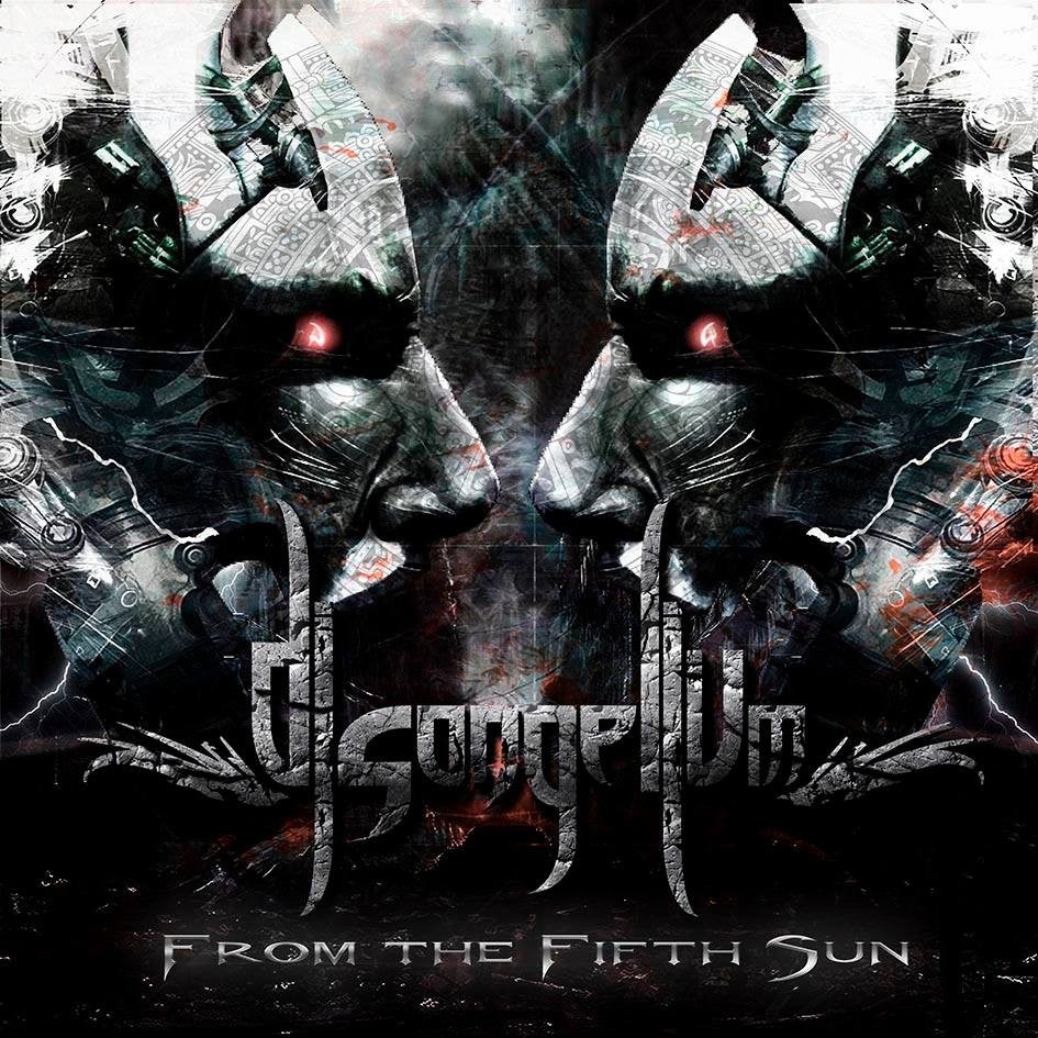 DISANGELIUM | From the Fifth Sun CD