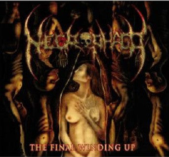 Necrophago ‎– The Final Winding Up DIGIPACK