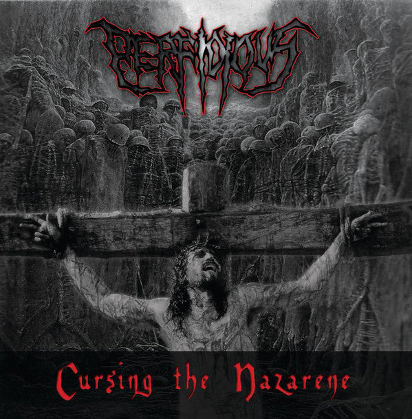 PERFIDIOUS | Cursing the Nazarene EP CD