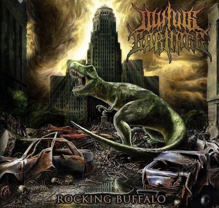 ILLINOIS LOVE FOR CARNAGE | Rocking Buffalo CD