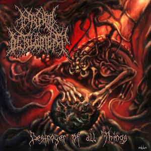 INFINITE DEFILEMENT | Destroyer of All Things CD