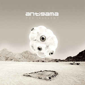 Antigama ‎– The Insolent DIGIPACK CD