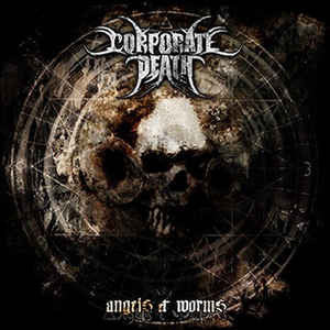 CORPORATE DEATH | Angels & Worms CD