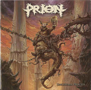 PRION | Uncertain Process DOUBLE CD/DVD