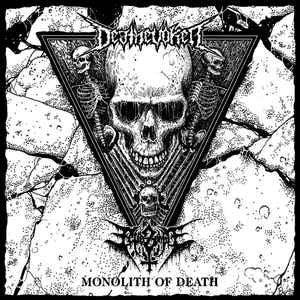 Deathevoker / Fetid Zombie ‎– Monolith Of Death SPLIT CD