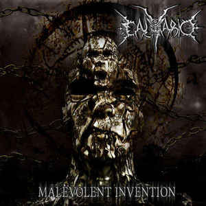 Calvario - Malevolent Invention SLIPCASE CD