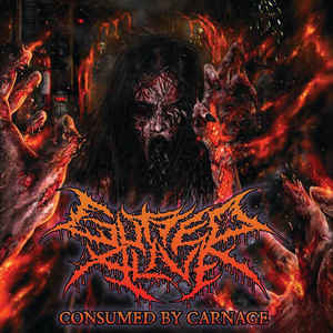 GUTTED ALIVE | Consumed by carnage CD