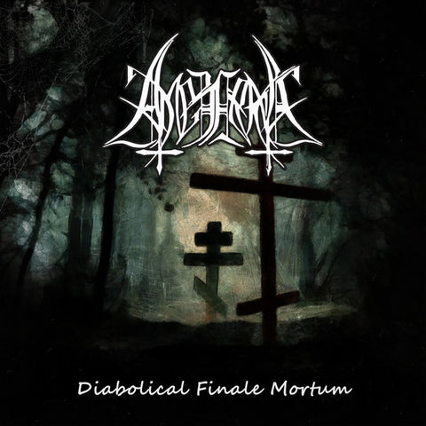 Амезарак ‎– Diabolical Finale Mortum CD