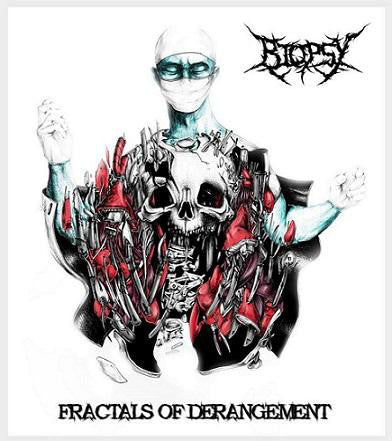 BIOPSY | Fractals Of Derangement EP CD