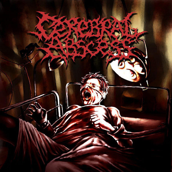 CEREBRAL ABSCESS | Self tittled EP CD