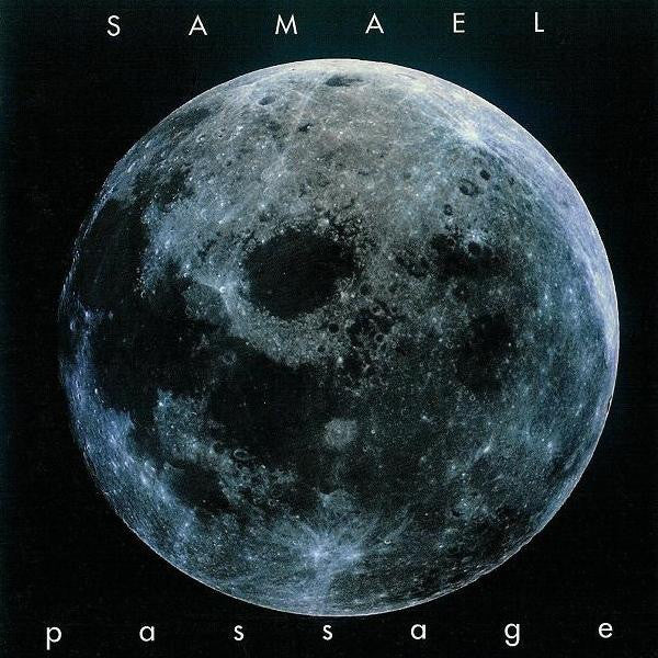 Samael - Passage CD