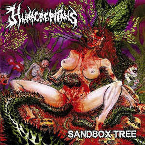 Hura Crepitans ‎– Sandbox Tree CD