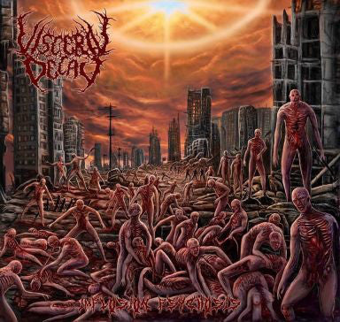 VISCERAL DECAY | Implosion Psychosis CD