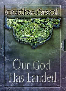 Cathedral ‎– Our God Has Landed DVD