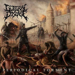 GUTTURAL DISEASE | Periodical Torment EP CD