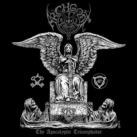 Archgoat ‎– The Apocalyptic Triumphator CD