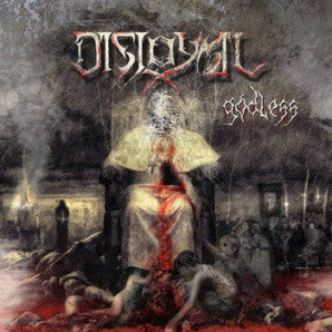 DISLOYAL | Godless CD