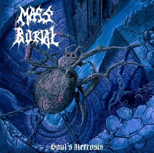 MASS BURIAL | Soul's Necrosis CD