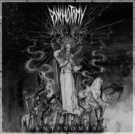 PSYCHOTOMY | Antinomia CD