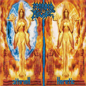 Morbid Angel - Heretic CD