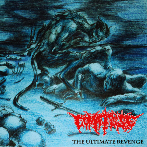 COMATOSE │The Ultimate Revenge CD 2015