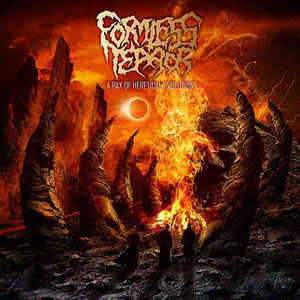 FORMLESS TERROR | A Pax of Heretical Evolution CD