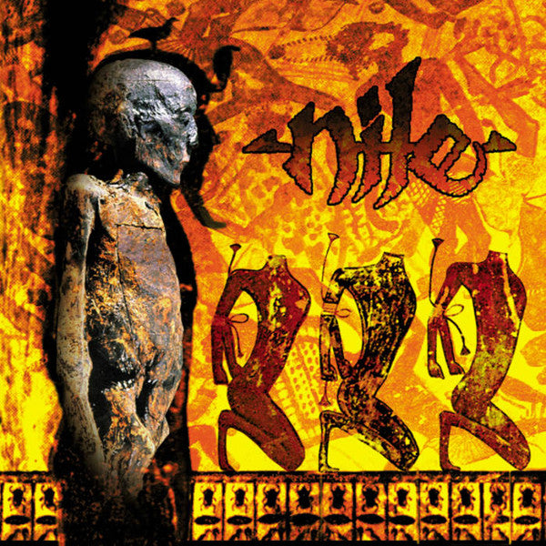 Nile  ‎– Amongst The Catacombs Of Nephren-Ka CD