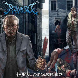 REVILED | Hateful and Bloodshed SLIPCASE CD