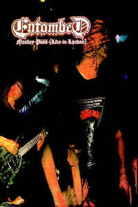 Entombed - Monkey Puss (Live In London) (DVD-V, Reg)