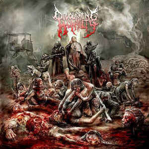 DEVOURING HUMANITY | Devouring Humanity CD