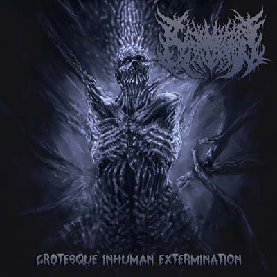 Carnivorous Eyaculation ‎– Grotesque Inhuman Extermination CD