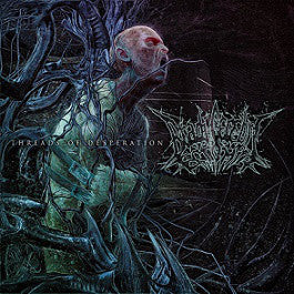 Bradi Cerebri Ectomia │Threads of Desperation CD