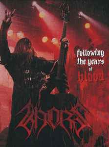 Khors ‎– Following The Years of Blood DVD