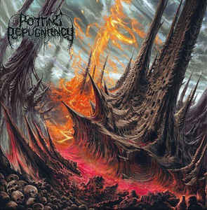 Rotting Repugnancy ‎– Harbingers Of The Last Judgement CD