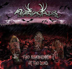 Draconis ‎– The Awakening Of The Deads CD