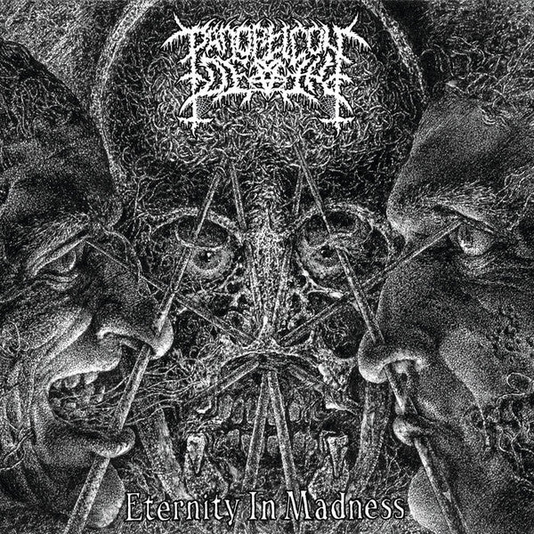 PANOPTICON DEATH | Eternity In Madness CD