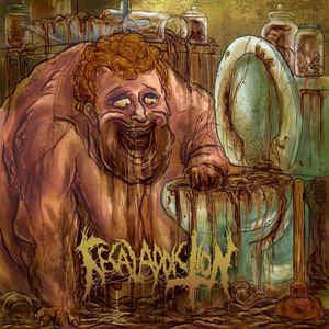 Fecal Addiction - Engorged With Human Waste CD
