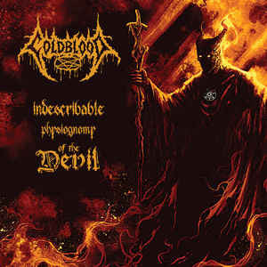 Coldblood  ‎– Indescribable Physiognomy Of The Devil CD