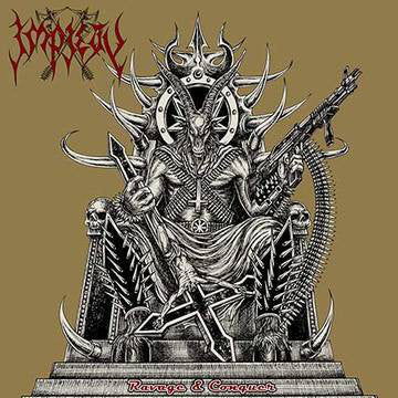 IMPIETY | Ravage and Conquer CD