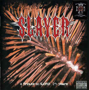 A Tribute to SLAYER 25 years CD