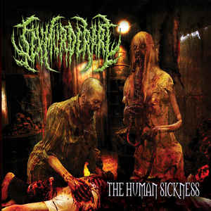 Sex Murder Art  ‎– The Human Sickness CD