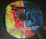 Dismember - Like An Everflowing Stream  + Indecent And Obscene  SLIPCASE CD